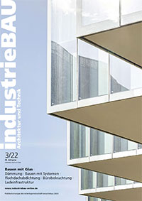 industrieBAU Cover