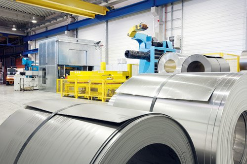 MEVACO nimmt neue Produktionshalle in Betrieb