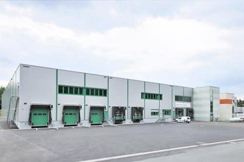 Pharmaserv weiht neues Logistikzentrum ein