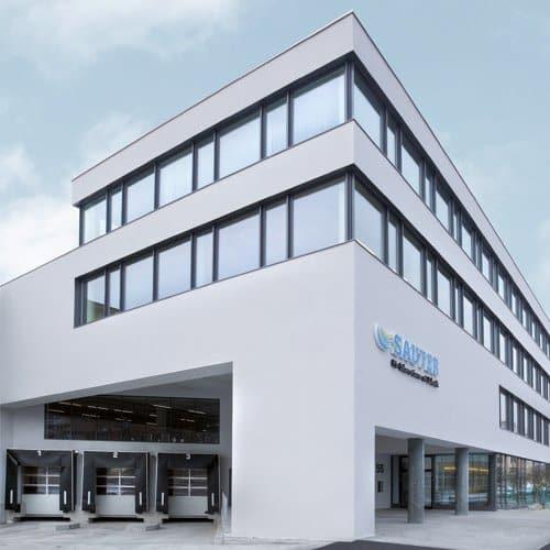 Sauter: Industriebau nach Minergie-Standard