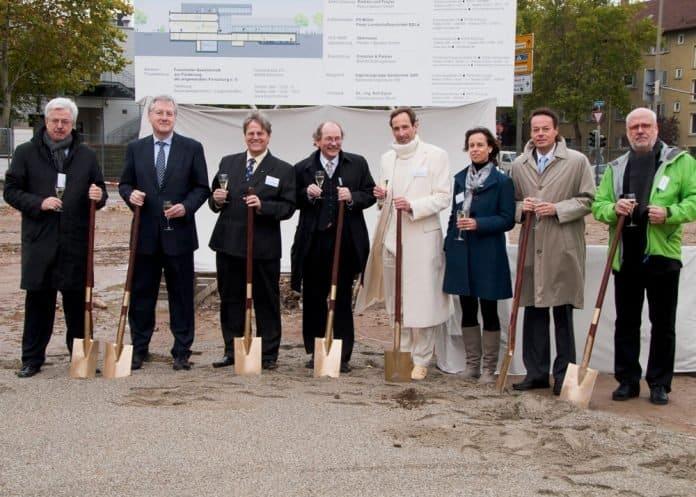 Spatenstich für neues Laborgebäude am Fraunhofer ISE