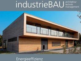 IndustrieBAU Ausgabe 06/10 im Dezember 2010 Cover