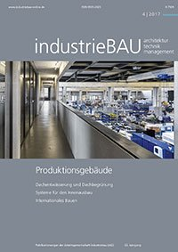 industriebau 4/2017