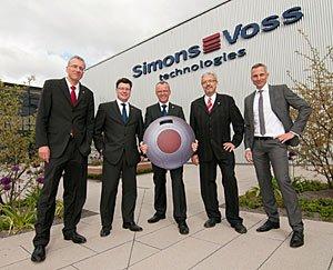 Produktionsstatte SimonsVoss