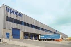 Uponor, Logistikzentrum, Haßfurt, Flächenheizung, Logistikimmobilie, Panattoni