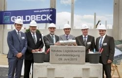 Prologis, BMW, Logistikimmobilie, Goldbeck