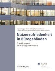 Nutzerzufriedenheit, Büroplanung, Raumkomfort, BINE, workplace, Fachbuch