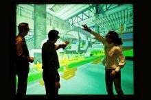 virtual reality, VDC, VDC Fellbach, Industriebau, Fabrikplanung