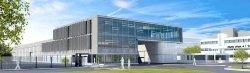 BMW, Landshut, Leichtbauzentrum, Denkfabrik, Industriebau