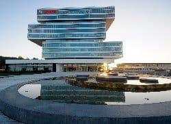 Bosch, Forschungscampus, Renningen, Laborbau, Campus