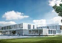 Merck, Innovationszentrum, Darmstadt, HENN, Henn, Masterplan