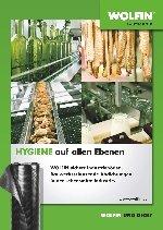 Bauwerksabdichtung, Wolfin, DIN 18195, DIN 18534, Lebensmittelindustrie, Bodenbelag