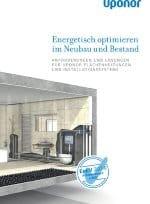 Uponor, EnEV, Energieeinsparverordnung, Flächenheizung, Flächenheizsystem