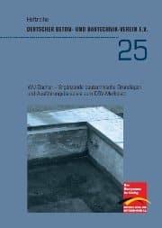 WU-Dach, WU-Dächer, DBV, Deutscher Beton- und Bautechnik-Verein, Betonbau, DBV-Merkblatt, DBV-Heft