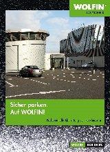 Wolfin, Parkhaus, Abdichtung, Bitumenbahn, Kunststoffbahn, Abdichtungsbahn