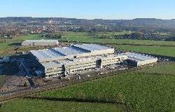 Gerry Weber, Logistik, Logistikzentrum, Logistikgebäude, agn, Industriebau