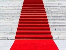 industriebaupreis2020, roter Teppich, Gewerbearchitektur