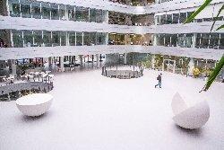 Deutscher Hochschulbaupreis, Karlsruher Institut für Technologie, KIT, Hochschulbaupreis, Eberhard-Schöck-Stiftung, Kollegiengebäude, Niedrigenergiekonzept, Niedrigenergiegebäude