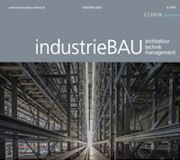 industriebau 02/16 Cover