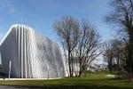 Anton Bruckner Privatuniversität, Linz, Architekturbüro 1 ZT, Bild: Melanie Meinig/industrieBAU