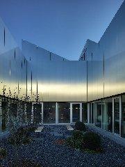 Ackermann, Ackermann Architekten, Rational, Serviceteilecenter, Stahlbau, Stahlbaupreis, Preis des Deutschen Stahlbaues, bauforumstahl, BFS