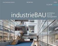 Fachzeitschrift industrieBAU 03-16