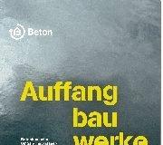 Betonbau, Informationszentrum Beton, wassergefährdende Stoffe, Bauen mit Beton, Industriebau