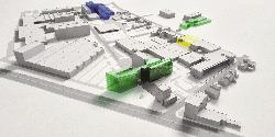 Schüco Standorterweiterung, Schüco Neubau, Schüco Innovations- und Entwicklungszentrum