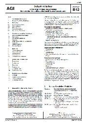 AGI-Arbeitsblatt B 12 Industriedächer, Industriedach, AGI, AGI-Arbeitsblatt, AGI-Blatt, Metalldach, metallische Dachdeckung