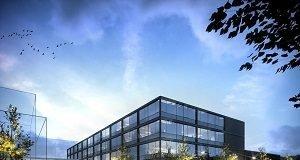 Henn baut die neue Fakultät für Elektro- und Informationstechnik der TU München auf dem Forschungscampus Garching.