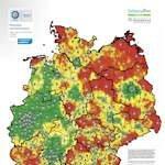 Übersichtskarte Marktreport Industrieimmobilien