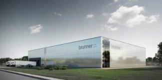 Brunner, Henn, Logistikzentrum, Objektmöbel, Neubau, Spatenstich