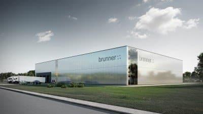 Brunner Baut Logistikzentrum Mit Henn Industriebau