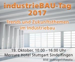 Industriebautag, Industriebau-Tag