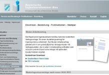 Bayerische Ingenieurekammer Bau, Mustervertrag
