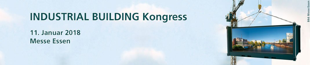 INDUSTRIAL BUILDING Kongress
