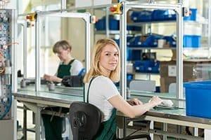 Industriearbeitsplatz