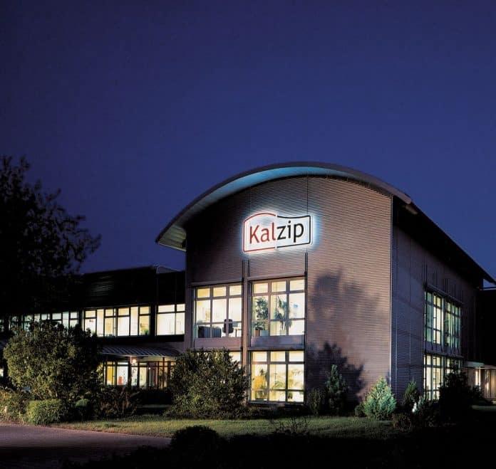 Donges Steeltec, Tata Steel, Kalzip, Metalldach, Dachsysteme aus Aluminium, Fassadensystem