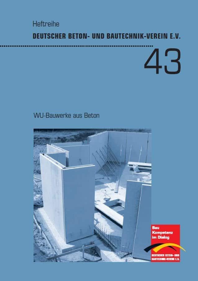 Titelseite DBV Heft 43