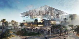 Der Deutsche Pavillon für die Expo 2020 von LAVA