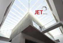 Velux, JET, Jet, Tageslichtsystem, VMS, Velux Modular Sky, Lichtkuppel, Lichtband, CRL, Acrylverglasung, Verglasungssystem, Flachdachfenster, Dachoberlicht