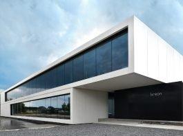 Headquarter kreon, Außenansicht des neuen kreon-Headquarters in Opglabbeek