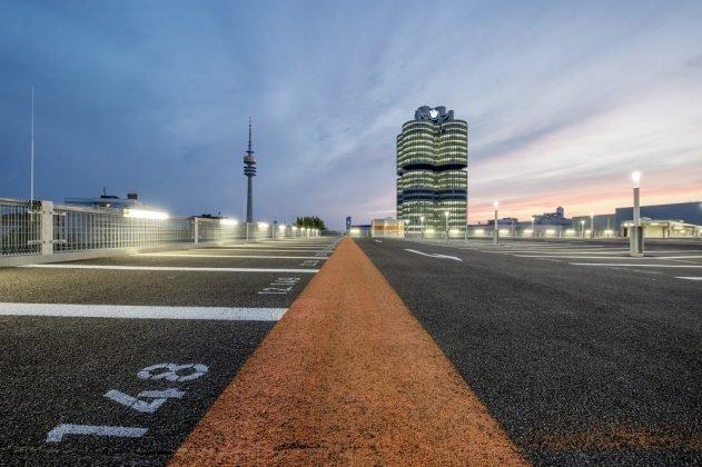 Rund 1.600 Parkplätze bietet das Parkhaus seit der Sanierung. Bild: Peter Langenhahn