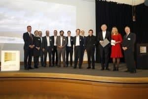 Deutscher Ingenieurbaupreis 2018 Werner Sobek