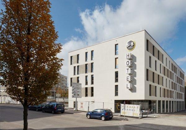 Das Hotel verfügt über 108 Zimmer. Bild: Sven Carlin