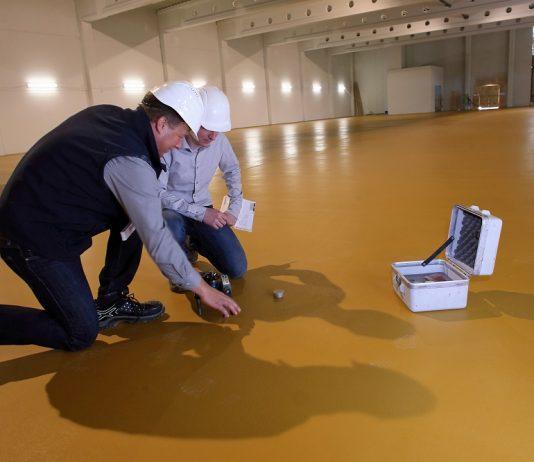 Bodenbeschichtung, Industrieböden, Remmers