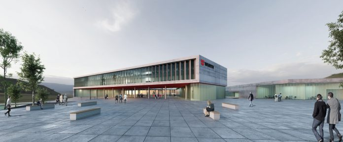 Würth Innovationszentrum Obermeyer