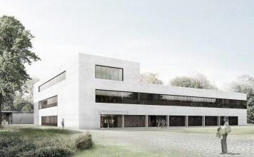 Das LASE der TU Kaiserslautern. Bild: B+P Reiner Becker