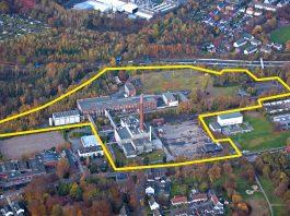 Das Areal des Heizkraftswerks Bochum. Bild: RWE