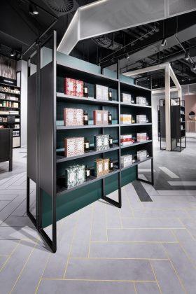 Grünes Leder, …. Bild: M. Baitinger/Dittel Architekten